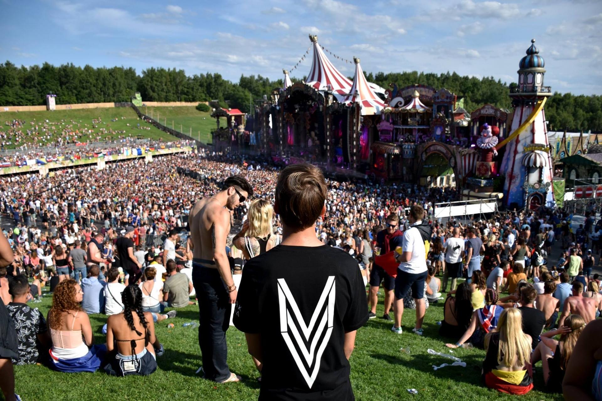 Mark Villa Tomorrowland aftermovie