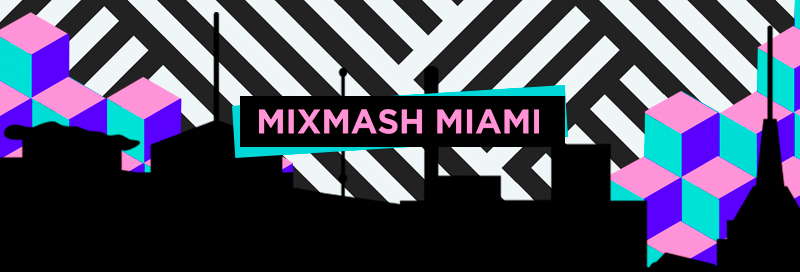 Mixmash returns to Miami Thursday, March 22 @ Delano Beach Club