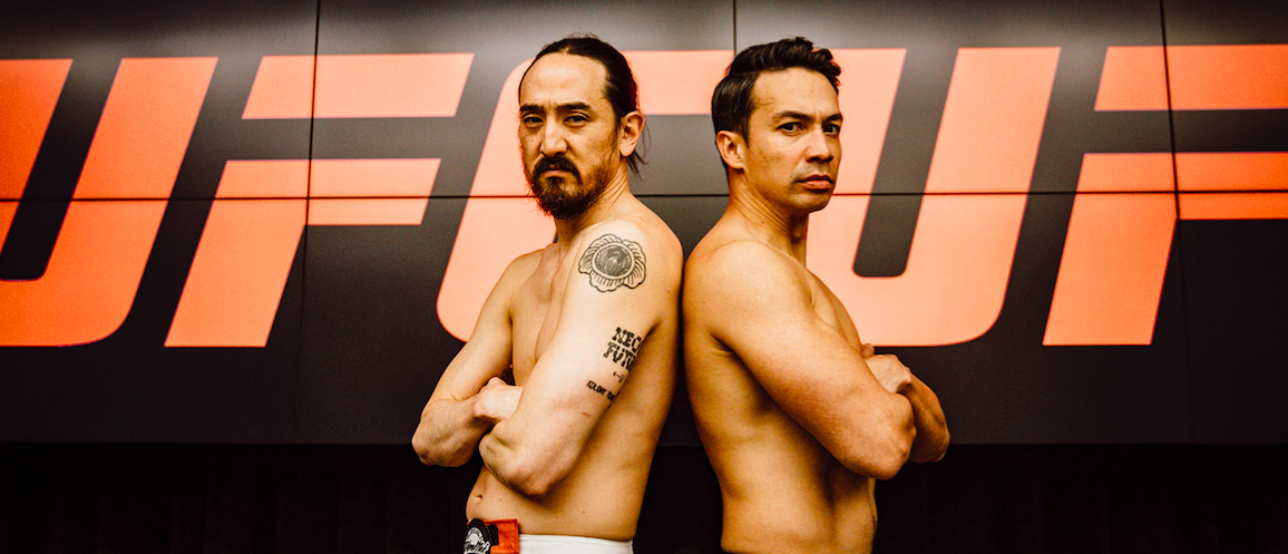 JUST IN: Will Laidback Luke beat Steve Aoki in battle for dance dominion? 'It's Time' to find out