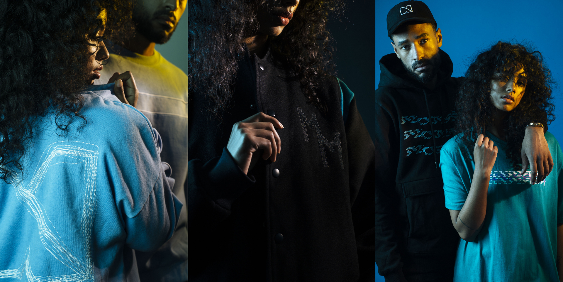 WE PROUDLY PRESENT: MIXMASHOUTLINES Winter'19 collection
