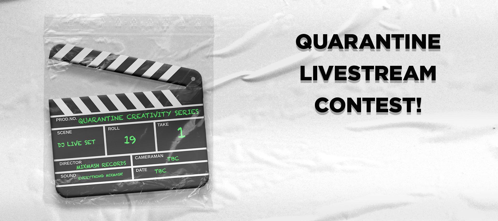 Episode 2 - Quarantine series:  Calling all DJs - Get paid 300 Euro to DJ on livestream!