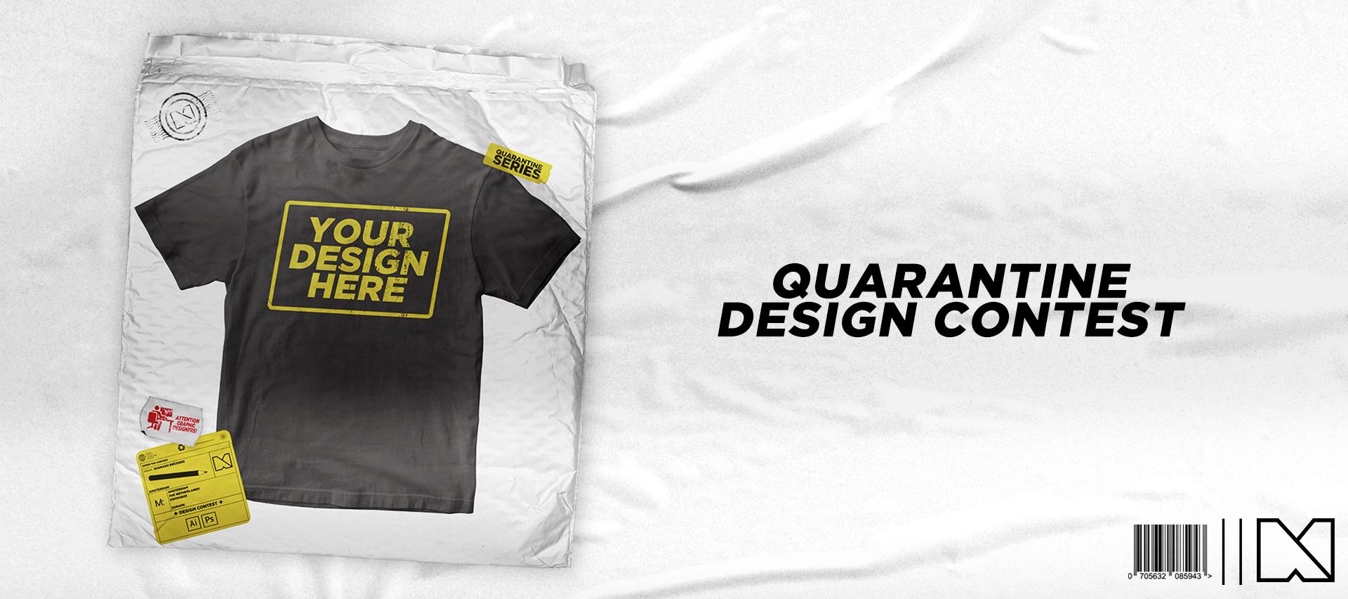Mixmash Records Quarantine Series FINAL EPISODE! Apparel Design Contest